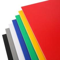 亚展丰泽 KT冷板 240cm*120cm (白色 黑色 红色 蓝色 绿色 灰色 黄色) KT板*1