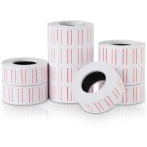 得力 deli 单排标价纸 3210 21.5*12mm  10卷/筒
