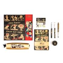 晨光 M&G 航海王黑金系列礼盒套装 HQGP0996  12套/箱
