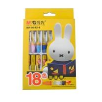 晨光 M&G 18色油画棒 MF9012-1  18色/盒