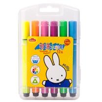 晨光 M&G 12色米菲系列可水洗水彩笔 FCP90181  12支/盒
