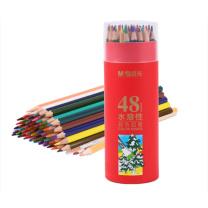 晨光 M&G 48色水溶性彩色铅笔 AWP36812  48色/盒