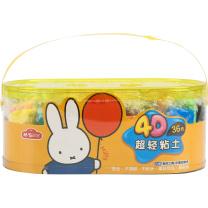 晨光 M&G 米菲4D超轻粘土 PVC装 36色 FKE03998