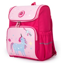 卡拉羊 Carany 中小学生书包 CX2739 (颜色备注) 男女孩儿童背包1-4年级减负一体式可打开好清洗