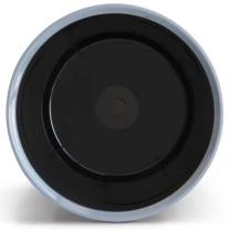 得力 deli 加厚耐用带压圈垃圾桶9.5L 9555