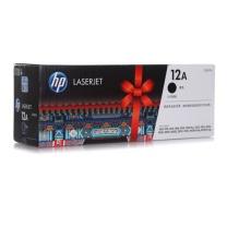 惠普 HP 硒鼓 Q2612A 12A (黑色)