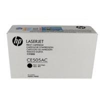 惠普 HP 硒鼓 CE505AC (黑色) (白包装)