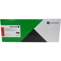 利盟 LEXMARK 墨粉盒 58D3X0K (黑色) 适用于K版MS823