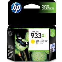惠普 HP 大容量墨盒 CN056AA933XL (黄色)
