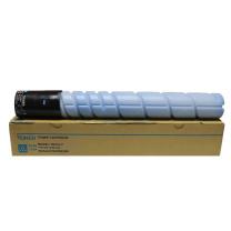 e代经典 美能达TN216C粉盒蓝色 适用柯尼卡美能达 C360 C280 C280 C220 C7722 c7728碳粉盒(大容量)