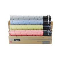 e代经典 美能达TN223粉盒四色套装黑蓝黄红 适用柯尼卡美能达 C226 C266;震旦 ADC225碳粉盒