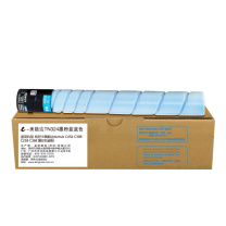 e代经典 美能达TN324/TN224C墨粉盒蓝色 适用柯尼卡美能达bizhub C454 C308;C258;C368;复印机碳粉 TN324 (蓝色) 适用柯尼卡美能达bizhub C454 C308;C258;C368;复印机碳粉