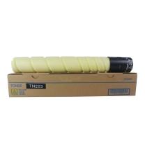 e代经典 美能达TN223Y粉盒黄色 适用柯尼卡美能达 C226 C266 震旦 ADC225碳粉盒