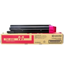 京瓷 Kyocera 墨粉 TK-898M (洋红色) 适用于 C8525MFP