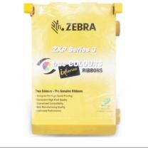 斑马 彩色证卡色带 800033-340CN (彩色) 280张/卷 适用于斑马ZXP Series 3C
