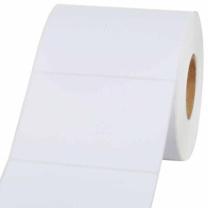 国产 不干胶标签纸 80mm*50mm单排2500张/卷