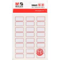 晨光 M&G 自粘性标签 YT-16 10张/包