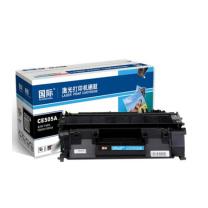 国际 BF-505A黑色硒鼓 CE505A(适用于惠普 HP P2035/P2035n/P2055d/P2055dn/佳能6300/6650/5870DN)  -GD