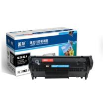 国际 BF-2612A 标准容量硒鼓 Q2612A(适用HP惠普1010/1015/1020/1022/3015/3020/3030/M1005MFP/M1319MFP)  -GD