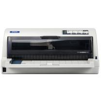 爱普生 EPSON 106列平推票据针式打印机 LQ-680KⅡ  (24针 最大打印厚度:0.84mm)(标配不带数据线)
