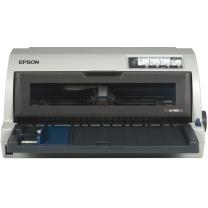 爱普生 EPSON 106列平推票据针式打印机 LQ-790K  (24针 打印厚度:3.6mm)(标配不带数据线)