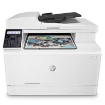 惠普 HP A4彩色激光多功能一体机 Color Laserjet Pro MFP M181fw  (打印、复印、扫描、传真)(M177fw的替代品)
