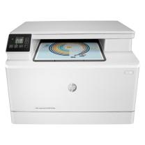 惠普 HP 彩色激光多功能一体机 Color LaserJet Pro MFP M180n  (宝安链接)