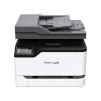 奔图 Pantum 彩色双面无线多功能一体机 CM2200FDW 411.2*394.1*344.4mm (白色)