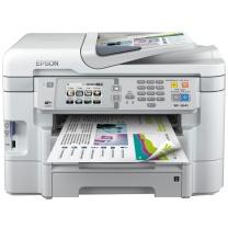 爱普生 EPSON A4商用墨仓式多功能一体机 WF-3641  (打印、复印、扫描、传真)