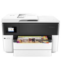 惠普 HP 宽幅办公一体机 OfficeJet Pro 7740  (无线、打印、传真、扫描、复印)