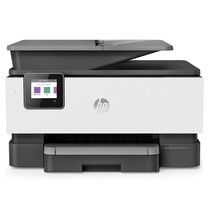惠普 HP A4彩色喷墨多功能一体机 OfficeJet Pro 9010  (打印 复印 扫描 传真 无线)(替代惠普8710)