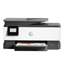 惠普 HP A4彩色喷墨多功能一体机 OfficeJet Pro 8018 AiO Printer  (无线 打印、复印、扫描)