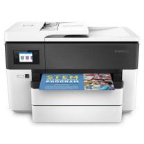 惠普 HP A3喷墨一体机 OfficeJet Pro 7730 (黑色) (无线、打印、传真、扫描、复印)