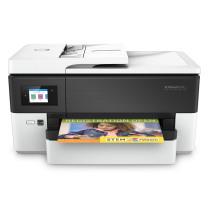 惠普 HP A3宽幅办公一体机 OfficeJet Pro 7720  (无线、打印、传真、扫描、复印)