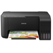 爱普生 EPSON A4全新墨仓式彩色多功能一体机 L3118  (打印、复印、扫描)
