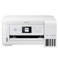 爱普生 EPSON A4全新墨仓式彩色多功能一体机 L4166  (打印、复印、扫描)