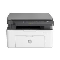 惠普 HP A4黑白激光多功能一体机 Laser MFP 136nw  (打印 复印 扫描)