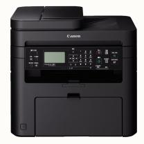 佳能 Canon A4黑白激光多功能一体机 MF243d  (打印、复印、扫描)