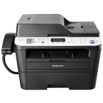 联想 lenovo A4黑白激光多功能一体机 M7675DXF  (打印、复印、扫描、传真)