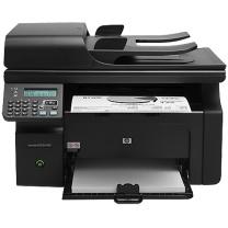 惠普 HP A4黑白激光多功能一体机 LaserJet Pro M1219nf  (打印、复印、扫描、传真)