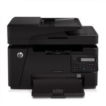 惠普 HP 传真机 128Fn 台 (黑色) 128Fn 传真机 分辨率高达 300 x 300 dpi 速度33.6 Kbps(3 秒/页)