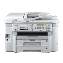 爱普生 EPSON 多功能传真机 WF-3641 A4 (白色)