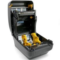 斑马 ZEBRA 桌面型 RFID 条码机 不干胶标签机 固定资产打印机 ZD500R  300dpi+RFID模块