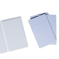 国产 ?无芯片PVC白卡?250张/盒?适用于证卡打印机