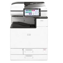 理光 RICOH A3彩色数码复印机 IM C2000  (双纸盒、双面输稿器、工作台)