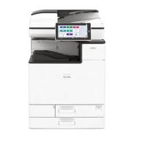 理光 RICOH A3彩色数码复印机 IM C2500  (双纸盒、双面输稿器、工作台)