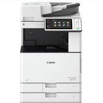 佳能 Canon A3 彩色数码复印机 iR-ADV C3520  (复印/网络打印/网络扫描/标配WiFi/红头专色/双纸盒/双面输稿器/工作台)