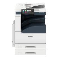 富士施乐 FUJI XEROX A3彩色数码复印机 ApeosPort C2060 CPS  (双纸盒、双面输稿器、工作台)