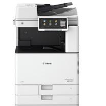 佳能 Canon A3彩色数码复印机 iR-ADV DX C3720 轻办公  (双纸盒、双面输稿器、工作台)