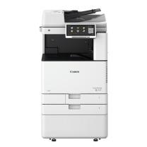 佳能 Canon A3彩色数码复印机 iR-ADV DX C3725 轻办公  (双纸盒、双面输稿器、工作台)